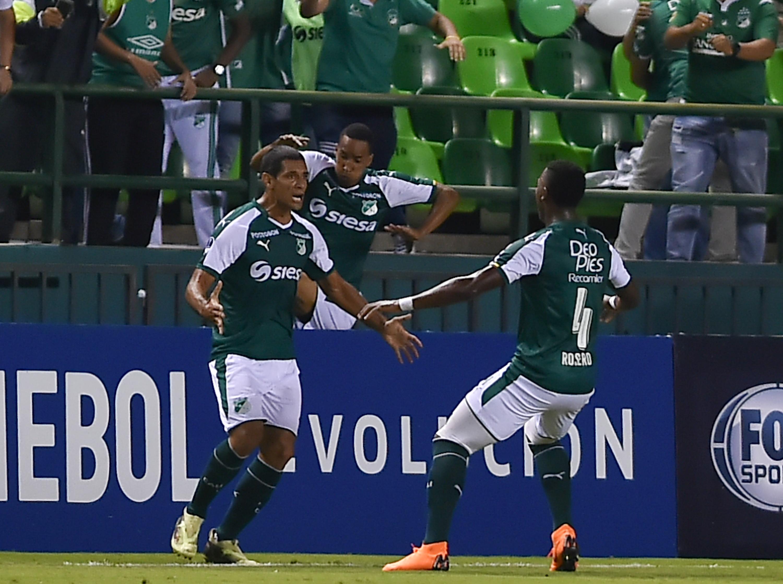 Liga de Quito tomó leve ventaja ante Dep. Cali en Sudamericana
