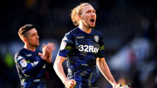 Luke Ayling Leeds Championship play-offs 2018-19