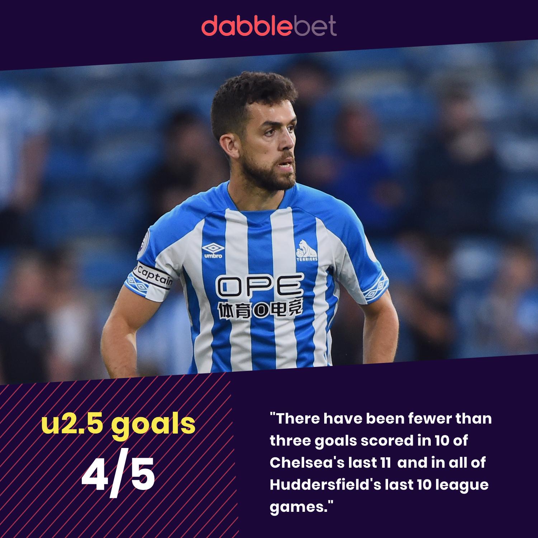 Huddersfield Chelsea graphic