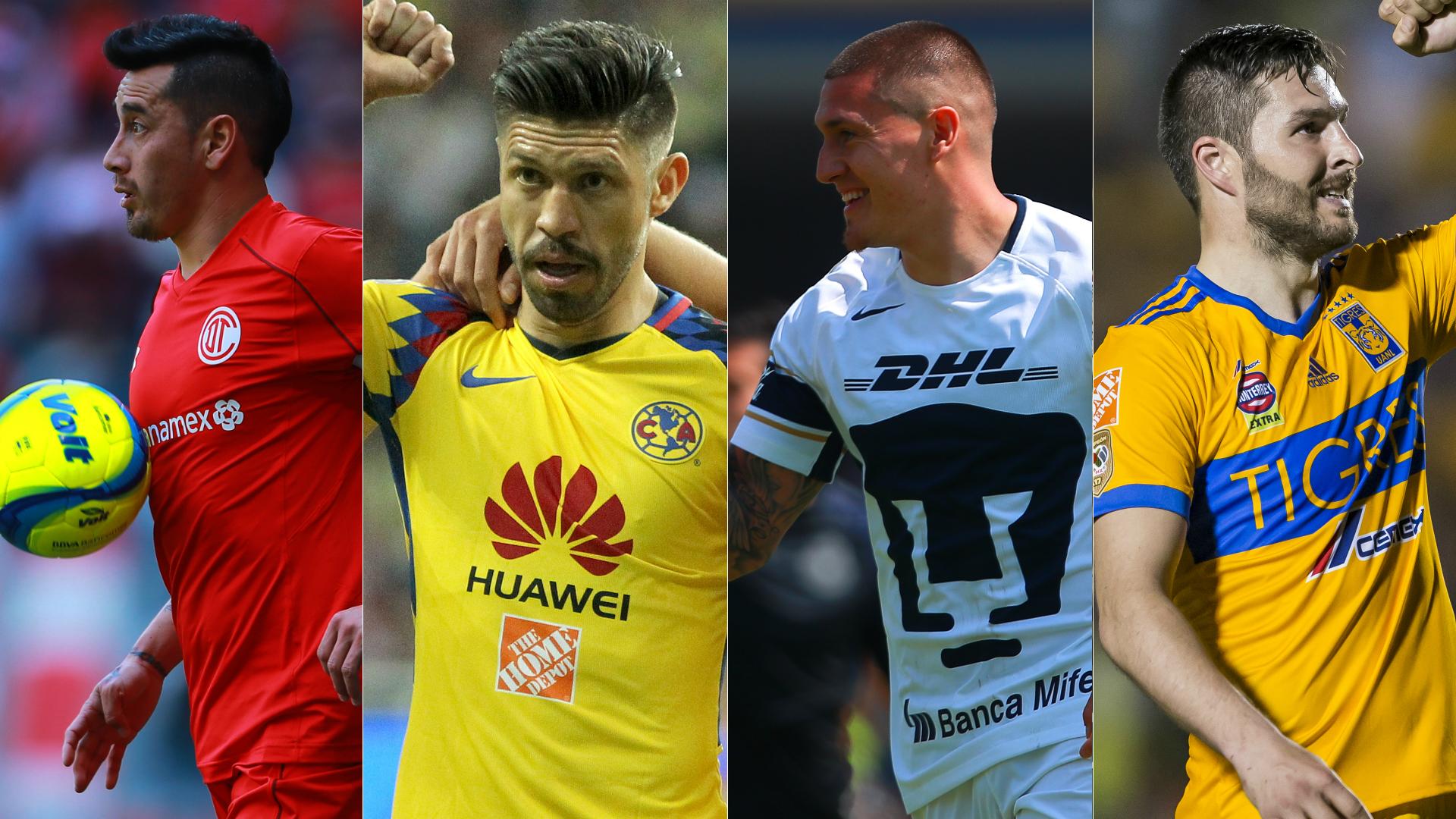 Liguilla Clausura 2018