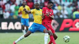 Mamelodi Sundowns v Orlando Pirates, Vincent Pule