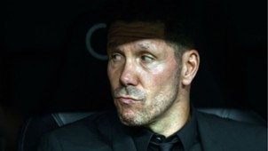 Diego Simeone Atletico Madrid Real Madrid La Liga 29092018