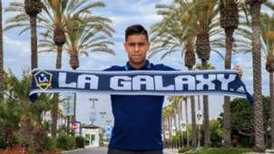 Efraín Álvarez LA Galaxy