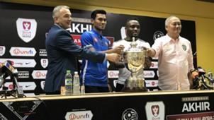 Perak, Terengganu, Malaysia Cup