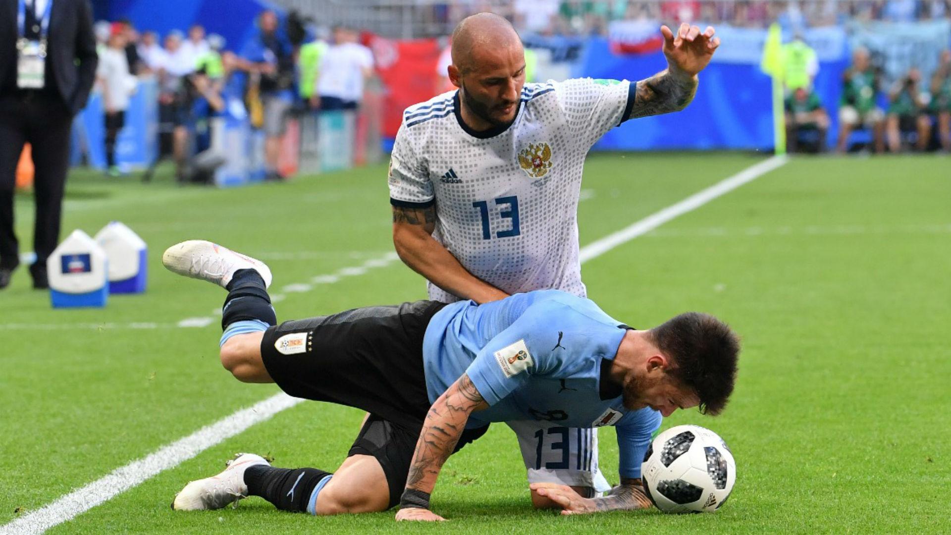 Nahitan Nandez Uruguay Russia World Cup