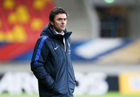 Équipe de France Espoirs - Les Bleuets et l'Espagne dos à dos (1-1)