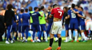 A;exis Sanchez Manchester United Chelsea FA Cup
