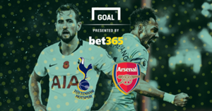 Tottenham Arsenal Bet365