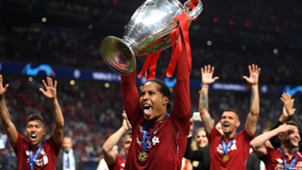 Virgil van Dijk Champions League 2018-19