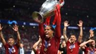 Virgil van Dijk Champions League 2018-19