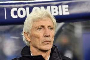 José Pekerman Colombia vs Francia