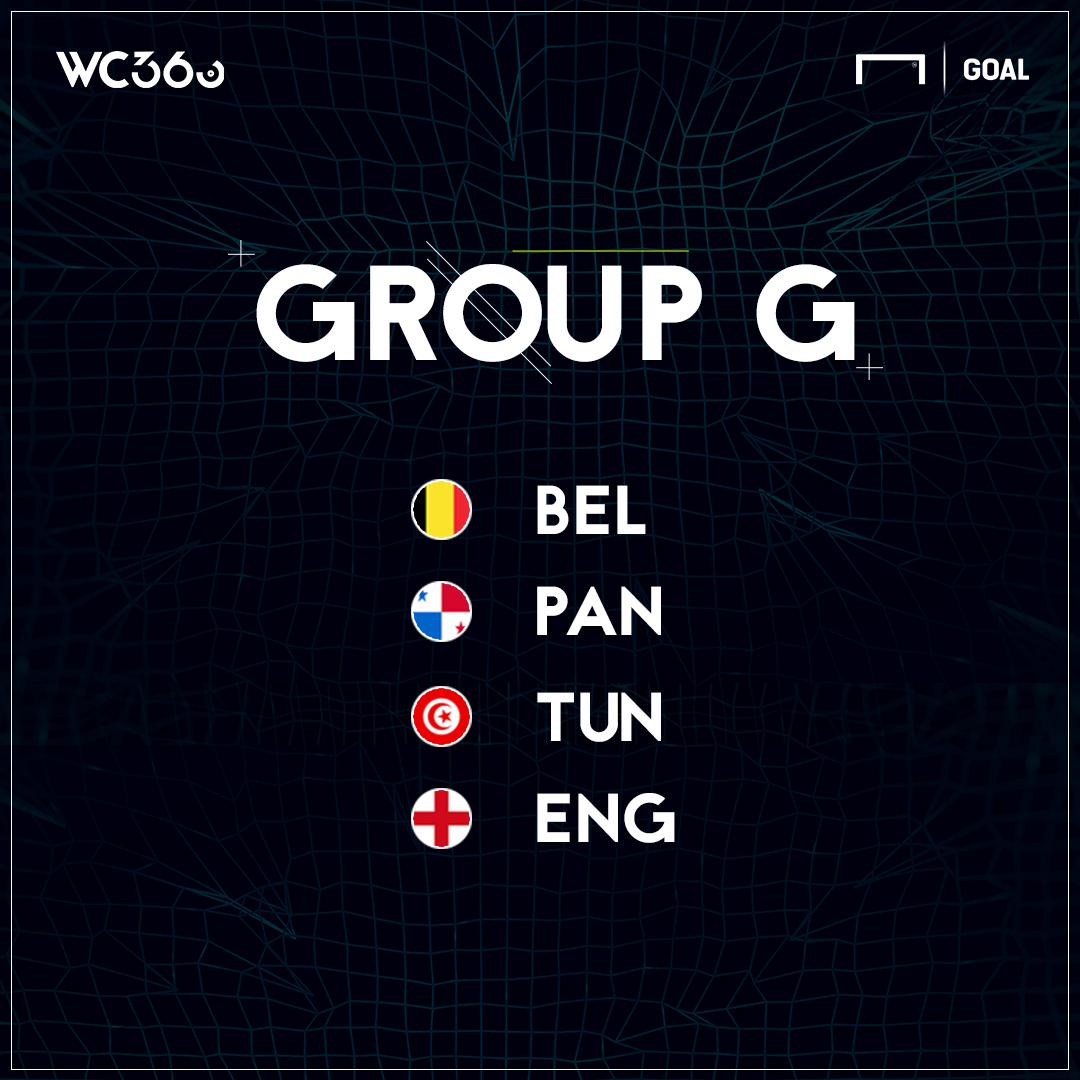 ロシアW杯グループG