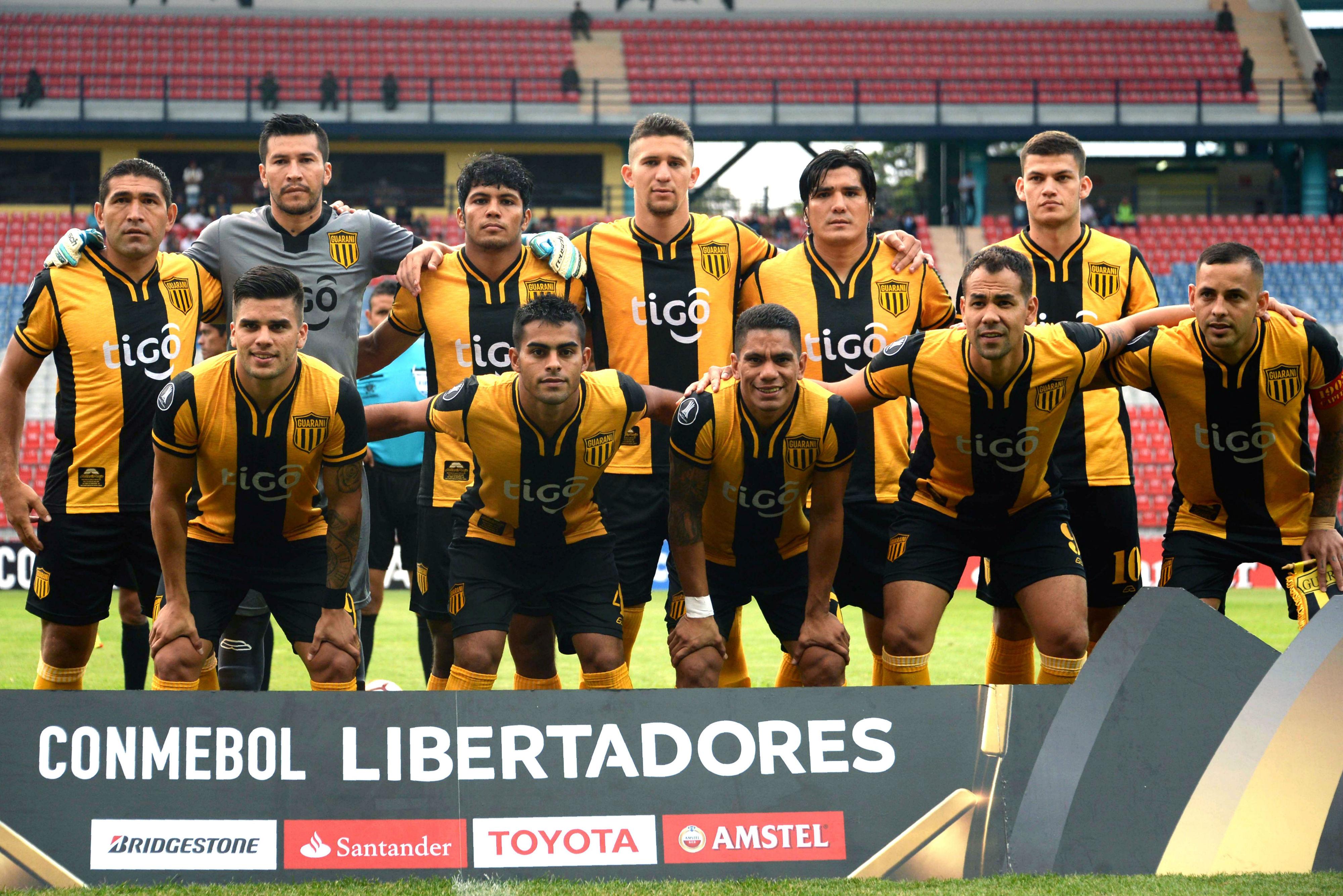 Guaraní quiere dar vuelta la serie ante el Carabobo