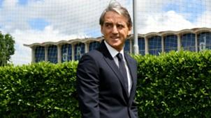 Roberto Mancini Coverciano