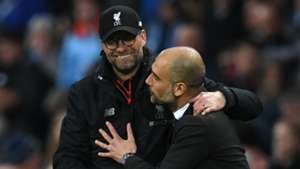 HD Pep Guardiola Jurgen Klopp