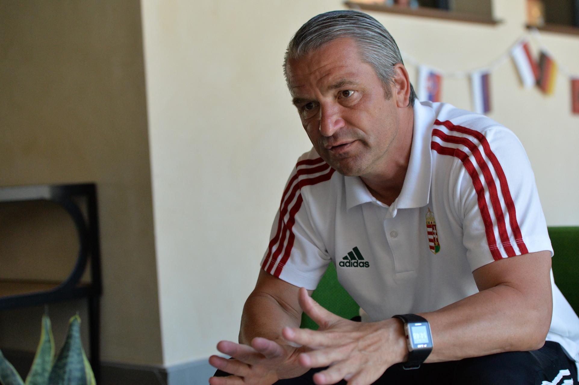 Bernd Storck Hungary magyar válogatott