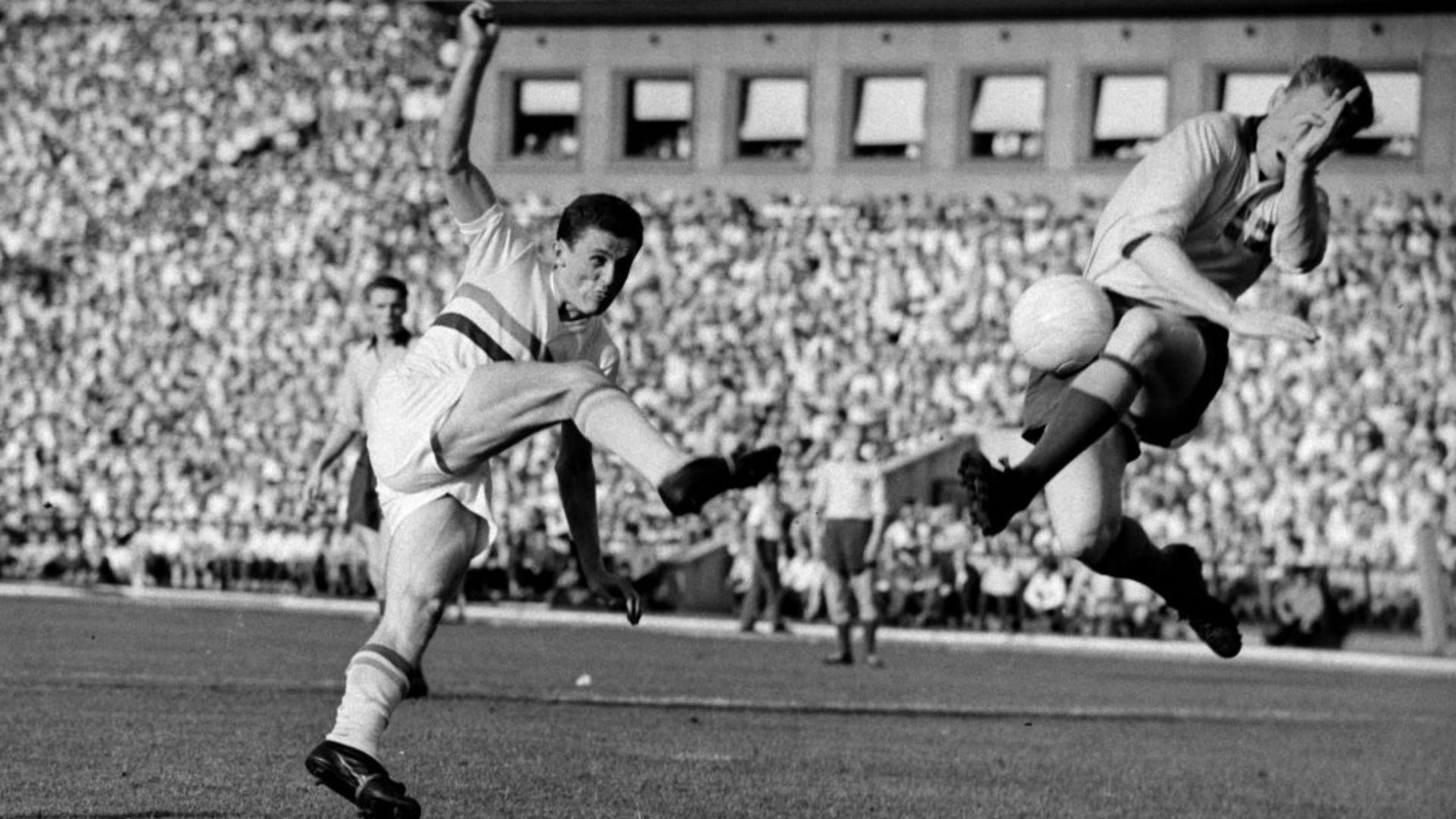 Florian Albert Hungria 1962