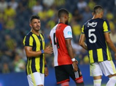 Giuliano Fenerbahce Feyenoord Friendly Game 07/21/18