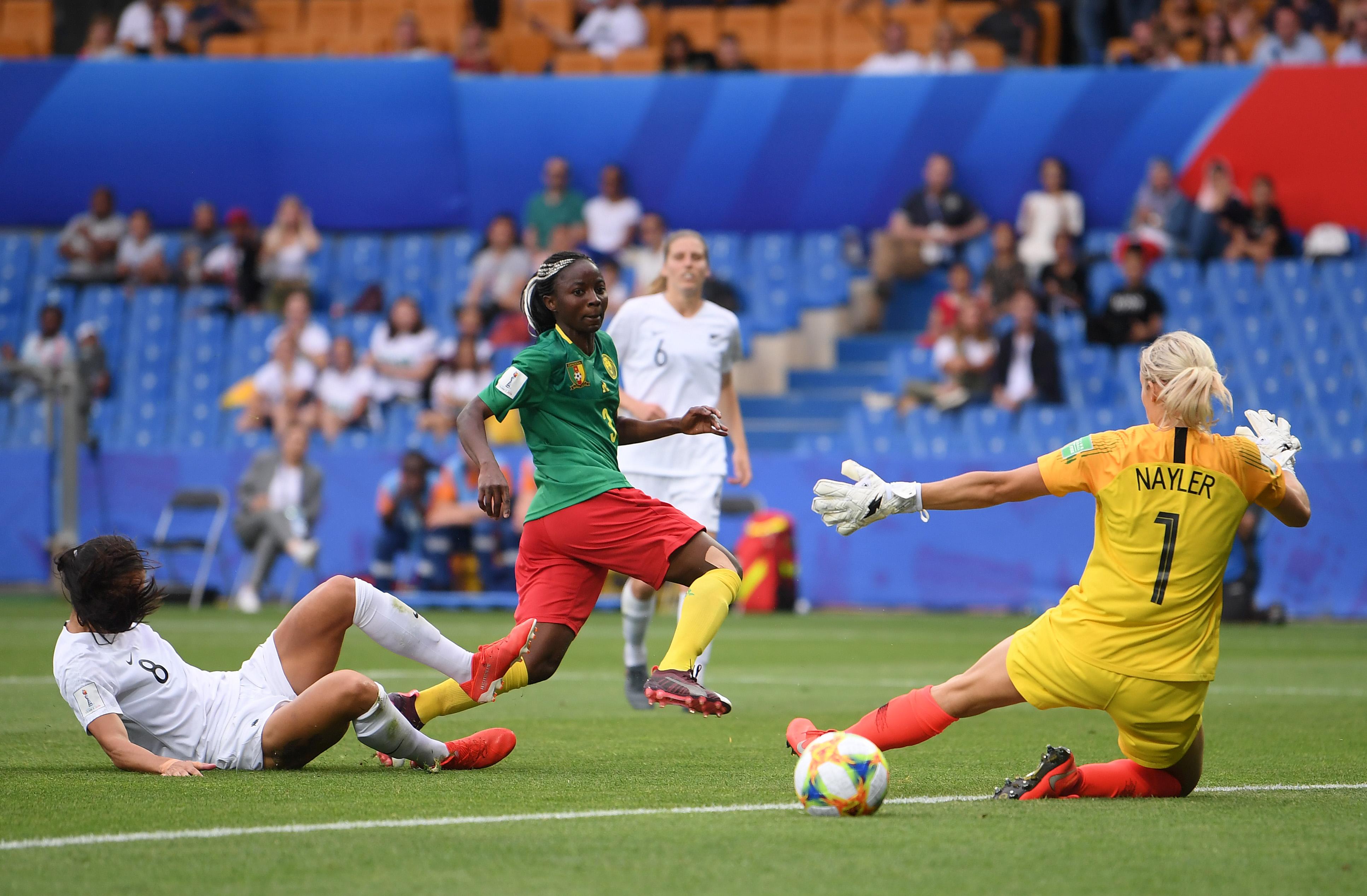 Coupe du monde féminine - Le Cameroun se qualifie au bout du suspense !