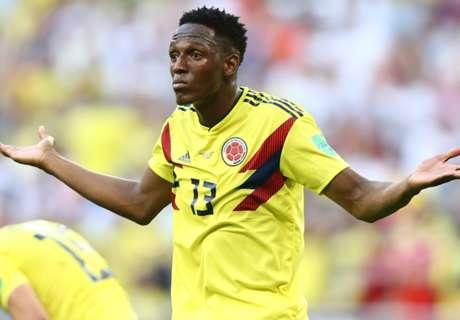 Gerüchte: Lyon hinter Kolumbien-Star Yerry Mina her