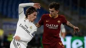 Coric Modric Roma Real Madrid