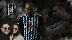 Caner Erkin Besiktas Fenerbahce GFX