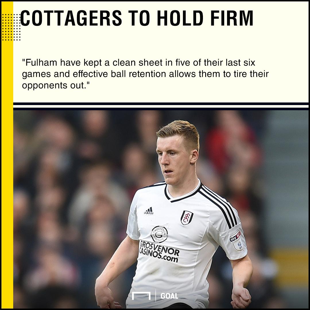 Fulham Sunderland graphic