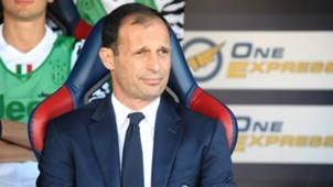 Massimiliano Allegri Bologna Juventus Serie A
