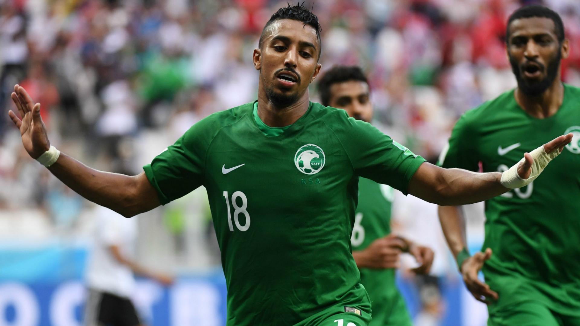 Salem Al Dawsari Saudi-Arabien WM 2018
