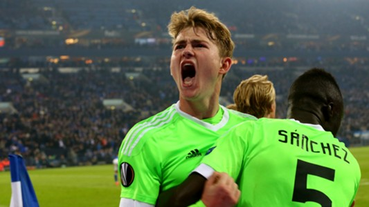 Matthijs de Ligt Ajax 04202017