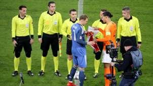 Van Dijk Neuer - Germany Netherlands