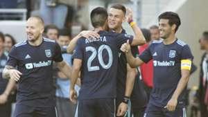 Los Angeles FC Seattle Sounders Carlos Vela 04212019