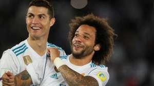 2017-12-23-Real Madrid-Marcelo-Cristiano Ronaldo