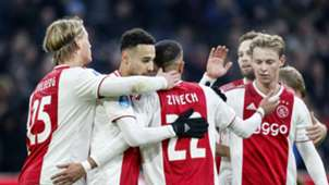Ajax - De Graafschap, 12162018