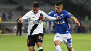 Yago Pikachu Egidio Cruzeiro Vasco Brasileirao Serie A 06062018
