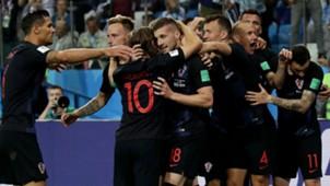 Croatia Argentina World Cup 2018