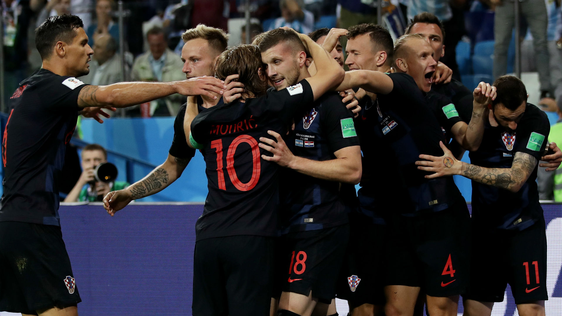 argentina vs croatia live text commentary line ups
