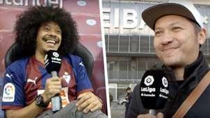 Edi Brokoli & Gading Marten | Eibar | La Liga