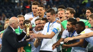 Germany Confed Cup Champion 070217