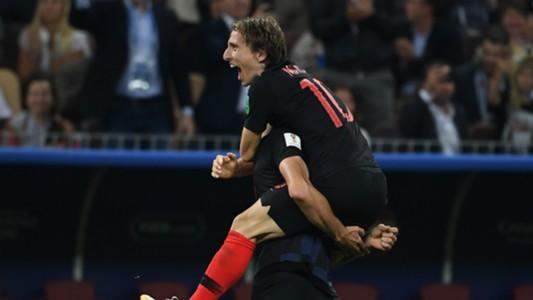 Modric   Croacia   2018