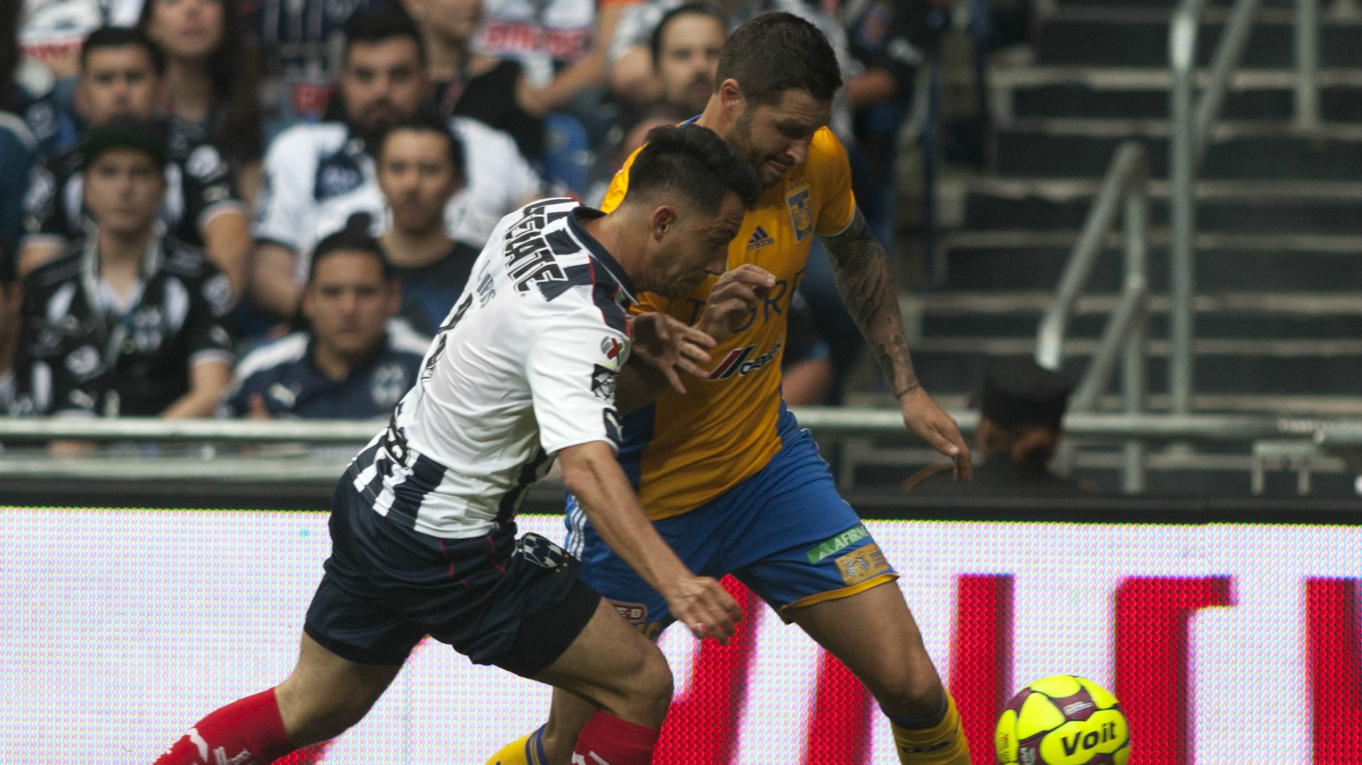Ivan Piris Monterrey Andre-Pierre Gignac Tigres
