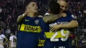 Lanus Boca Superliga Fecha 2 10092017