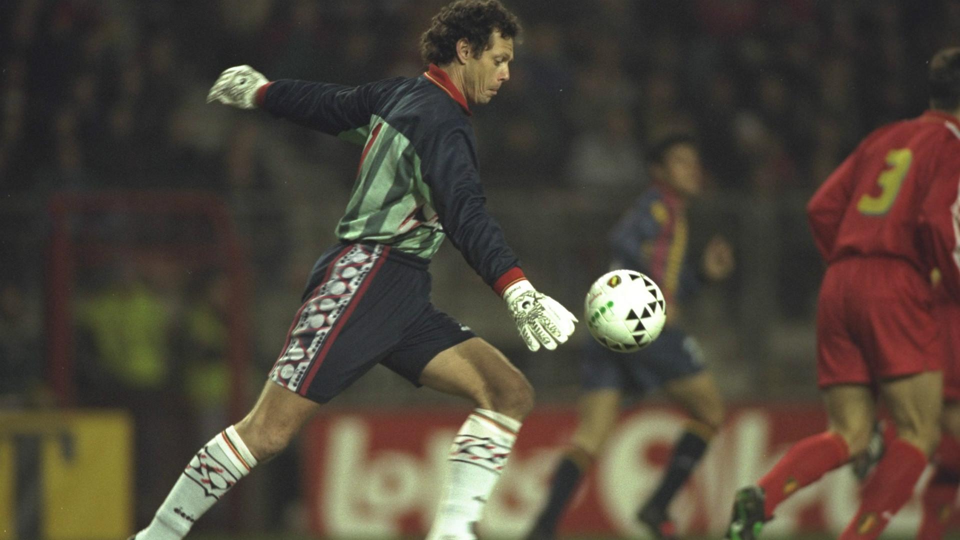Michel Preud'homme Belgium 1994