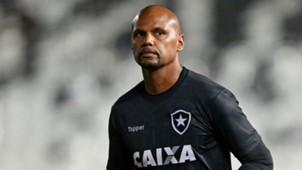 Jefferson Botafogo treino 18 04 2018