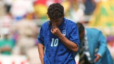 Roberto Baggio 1990 World Cup