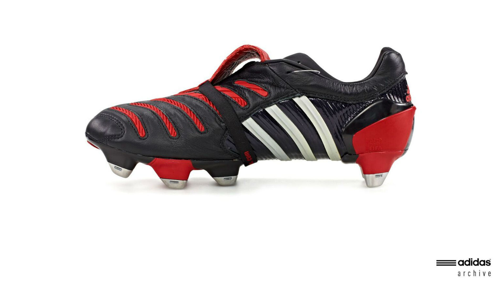 buy popular 0746f d6bc9 ... where to buy adidas predator accelerator mania every edition of david  beckhams world famous boots goal
