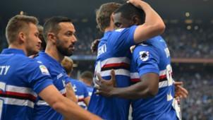 Zapata Sampdoria Juventus Serie A