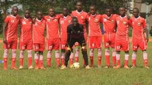 Kenya U-17 for Cecafa.