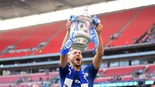 Eden Hazard Chelsea FA Cup