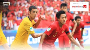 Match Report Indonesia vs Australia Telkom Promo Usee TV